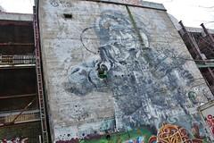 Alaniz_2982 Teufelsberg Berlin (meuh1246) Tags: streetart teufelsberg berlin alaniz soldat arme