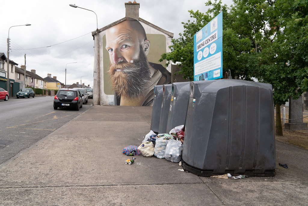 EXAMPLES OF STREET ART [URBAN CULTURE IN WATERFORD CITY]-142327