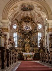 Wallfahrtskirche Mariä Heimsuchung (ludwigrudolf232) Tags: wallfahrtskirche anzenberg barock kirche