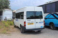 IMG_2736 (steve vallance coach and bus) Tags: tkbm170 fordtransit emanbuses ayianapa cyprus