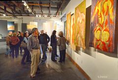 13-Jan _1013x-72 (Scott Hess) Tags: dan mcbean weavers opening petaluma arts center