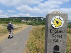 UK - Kent - Near Folkestone - Folkestone Warren - Walking along England Coast footpath (JulesFoto) Tags: uk england kent centrallondonoutdoorgroup clog folkestone walking englandcoastpath