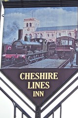 Cheshire Lines Inn - Southport, Merseyside. (garstonian11) Tags: pubs pubsigns merseyside southport realale