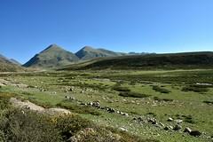 Scene along the road from Lake Namtso back to Lhasa (2) (Prof. Mortel) Tags: tibet lake namtso