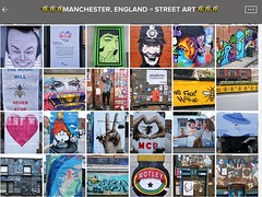 Manchester street art collection, please see my album for hundreds more, Thanks🐝🐝 (rossendale2016) Tags: attraction tourist paid renewed saved abandoned disused old quarter northern small horses canteen point informstion desk enquiry cells gaol jail prison officers constabulary area greater museum clever artistic artist iconic icon hundreds many album compilation heritage industrial industry bees motley constable policeman police art street manchester