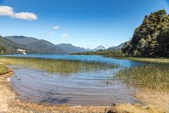 Siete Lagos Road, Patagonia (E.K.111) Tags: lake water sietelagos reflections neuquén argentina ar