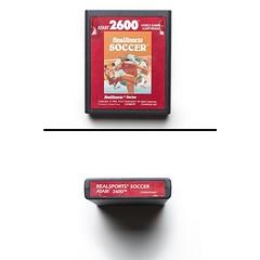 Atari 2600 SOCCER cartridge, 1982 - Photo by @luisacivardi @verdebinario #videogame #gaming #retrogame #retrogaming #retrogamers #atari #soccer #2600 #atari2600 #computer #circuit #maker #laboratory #programmable #tech #tecnology #projects #vintagecompute (Museo dell'Informatica Funzionante) Tags: musif miai freaknet dyneorg trasformatorio
