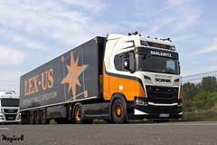 "Scania R NextGen "" LEX-US "" (D) (magicv8m) Tags: scania r nextgen lexus d tir trans transport lkw"