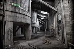 Abandoned Mill in Belgium (BartTraveler) Tags: lostplaces abandonedplaces urbanphotography exploring urban urbex abandoned
