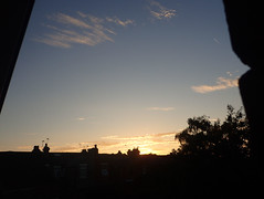 2018_07_230002 (Gwydion M. Williams) Tags: sunset coventry britain greatbritain uk england warwickshire westmidlands chapelfields sirthomaswhitesroad
