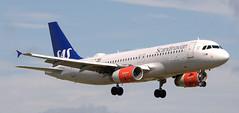 Airbus A-320 OY-KAP (707-348C) Tags: dublinairport dublin eidw airbus airliner jetliner airbusa320 a320 oykap scandanavianairlines sas scandanavian passenger sk ireland 2018