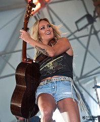 Meghan Patrick @ Watershed 2018 (Kirk Stauffer) Tags: kirk stauffer photographer nikon d5 adorable amazing attractive awesome beautiful beauty charming cute darling fabulous feminine glamour glamorous goddess gorgeous lovable lovely perfect petite precious pretty siren stunning sweet wonderful young female girl lady woman women live music tour concert show gig song singer performer musician band group lights lighting indie country long blonde hair red lips blue eyes white teeth model tall fashion style shorts portrait photo smile smiling tattoos tatts canadian playing guitar