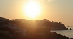 Palamós Sunrise (nlopez42) Tags: palamós palamos spain españa cataluna cataluña sea beach cloud sunset sunrise holidays beautiful colorful clouds la fosca lafosca canon