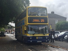 Dublin Bus AX553 (06-D-30553) (Dublin Bus DT Class Fan.) Tags: alx400 volvo b7tl mkii 73l ax ax553 harristown garage 270 06d30553