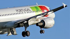 CS-TTS (AnDyMHoLdEn) Tags: airportugal tap a319 staralliance egcc airport manchester manchesterairport 23l