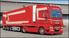 "MAN TGX Euro 6 ""Fleurs v.d. Eijkel"" (Bepreeh) Tags: ets2 ets euro truck simulator 2 man tgx 6 fleurs vd eijkel"