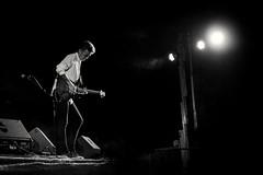Austin Slack (gabrielromeroplana) Tags: austin slack antequera blues festival guitar player music monochromatic black white bw blanco negro bn sony a6000 sigma 30mm 14