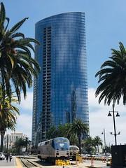 Pacific Gate, San Diego (tmvissers) Tags: pacificgate glass construction new bosa development tower condominium condo sandiego california