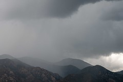 storm in the mountains (richard binhammer) Tags: americana roadtrip taos clouds newmexico pueblos rain storm