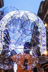 aria di festa (Peppis) Tags: sicily palermo italia italy peppis giuseppecostanzo nationalgeographic lights ballons palloncini street fotosicule bestimageofitaly eventidafotografare folclore festino2018 festino santarosalia