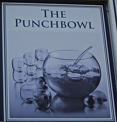The Punchbowl - Sefton (garstonian11) Tags: pubs pubsigns realale merseyside sefton