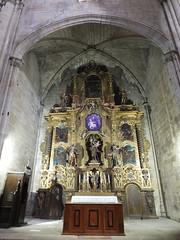 Catedral - Capilla de San Esteban (albTotxo) Tags: tortosa tarragona cataluña españa