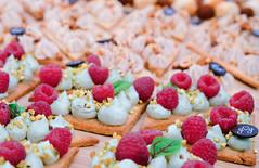Pastry (ella.o) Tags: pastry dessert raspberry