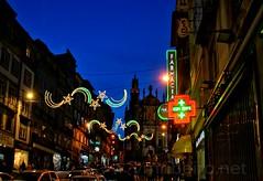 Natal no Porto (2013) (vmribeiro.net) Tags: geo:lat=4114606458 geo:lon=861279845 geotagged porto portugal prt natal christmas oporto decoration lights nocturne sony a350