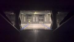 Omega Update WIP 16c (DJ Quest) Tags: lego spyrius space ship moc update wip hanger light test