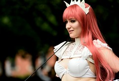 "Otakuthon 2018 (claudechl) Tags: ""otakuthon montréal 2018"" ""palais des congrès"" portrait bokeh cosplay cosplayer ""anime street"" photography nikon d750 70200mm sexygirl costumes"