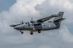 Let L-410UVP-E Turbolet (Manx John) Tags: regl401letl410uvpeturboletslovenianairforceserial reg l401 let l410uvpe turbolet slovenian air force serial 912606
