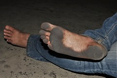 dirty city feet 570 (dirtyfeet6811) Tags: feet sole barefoot dirtyfeet dirtysole blacksole cityfeet