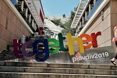 Together (A.K. 90) Tags: plovdiv kultur culture maincity europe european together rainbow regenbogen street city stadt europa sonyalpha6000 e18135mmf3556oss rundgang schlendern innenstadt bulgarien bulgaria urlaub holiday