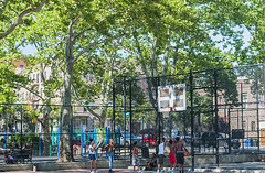 1358_0222FL (davidben33) Tags: brooklyn ny crown height summer 2018 park sport basketball people children 718 plaj joi trees bushes sporting field