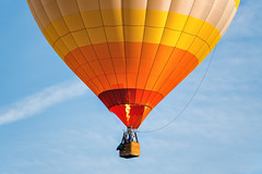 Fire (Paul C Stokes) Tags: bristol international balloon fiesta festival 2018 40th year anniversary court ashton hot air mass launch ascent balloons sony sky a7r2 70300g