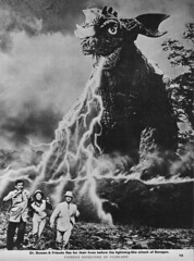 Frankenstein Conquers the World from Famous Monsters #39 (1966) 05 (gameraboy) Tags: vintage frankensteinconquerstheworld famousmonsters 1966 1960s frankenstein frankensteinsmonster baragon kaiju
