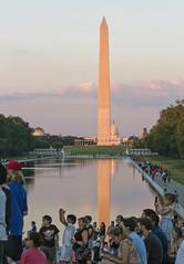 Reflecting Pool and Washington Monument (dckellyphoto) Tags: washingtondc washington districtofcolumbia dc 2018 lincolnmemorial reflectingpool washingtonmonument