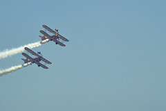 DSC_0703_001 (Gobbledeek) Tags: wales national airshow 2018 air show walesnationalairshow aerosuperbatics wing walkers aerosuperbaticswingwalkers wingwalkers