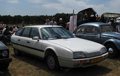 1987 Citroën CX 22 TRS (rvandermaar) Tags: 1987 citroën cx 22 trs citroëncx sidecode4 39zdls rvdm