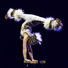DAD_1322r (crobart) Tags: hand balancing cirque canadien acrobats acrobatics circus artist canadas wonderland cedar fair amusement theme park show