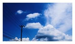 cloudscape ## (kouji fujiwara) Tags: skyscape cloud cloudscape white blue fujifilm fujifilmxt2 xt2 fujinon xf1655mmf28 xf1655mm f28