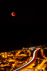 Moon Eclipse 27th July 2018 (enigmamcmxc) Tags: 2018 27 7d blood bruno canon eclipse fotografia julho lua lunar moon pereira photography portugal vermelha sec xxi century 27th longest