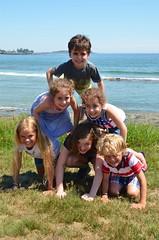 Cousin Pyramid (Joe Shlabotnik) Tags: july2018 carolina higginsbeach 2018 violet beach dylans helent everett gabriella maine pyramid afsdxvrzoomnikkor18105mmf3556ged