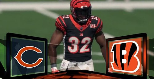 """Watch"" Chicago Bears vs Cincinnati Bengals Live Stream"