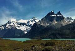Tierra contrastes,Parque Nacional Torres Paine,patagonia !! (Gabriel mdp) Tags: montañas paisaje landscape naturaleza sur parque nacional torres paine lago nordenskjold mirador belleza chile