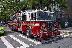 FDNY Tower Ladder 17 (Camera-junkie) Tags: fdny thebronx firetruck fire photography photojournalism nikon nikond7100 nikonafsdxnikkor18200mmf3556gedvriilens