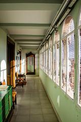 Galeria corredor oriental lado sur interior Palacio Episcopal Tarazona Zaragoza 02 (Rafael Gomez - http://micamara.es) Tags: galeria corredor oriental lado sur interior palacio episcopal tarazona zaragoza