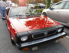 1977 Lancia Beta Scorpion (D70) Tags: 1977 lancia beta scorpion canadiantire gathering northvancouver britishcolumbia canadaa fridayevening event