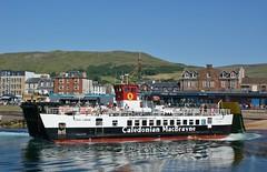 Caledonian MacBrayne 'Loch Linnhe' (matt56120) Tags: ships vessels boats calmac largs