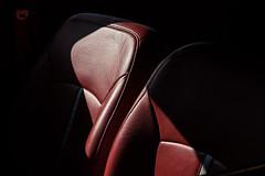 Light and Shadow (Rick Olsen) Tags: light shadow dark sunshine car interior seat fuji fujifilm xt2